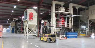 Investimento em novos recursos humanos e técnicos para a produção de sementes híbridas